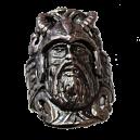 Chevaliére Tête de Viking