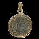 Pièce Romaine. Constantius II