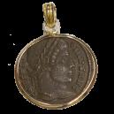 Pièce Romaine. Constantin 1er Le Grand
