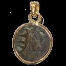Pièce Romaine. Tétricus 1er ou Tétricus II